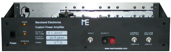 Custom Amplifier - VT3 model